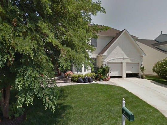 This Google Street View image shows the approximate location of 3 Pebble Beach Drive in Westampton. The property at this address changed hands in December 2019, when new owners bought the property for $405,000.