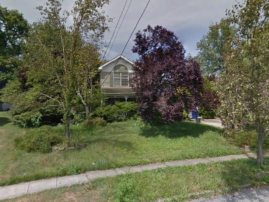 This Google Street View image shows the approximate location of 2161 Chestnut Place in Cinnaminson. The property at this address changed hands in January 2020, when new owners bought the property for $415,000.
