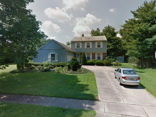 This Google Street View image shows the approximate location of 116 Kingsdale Ave. in Cherry Hill. The property at this address changed hands in November 2019, when new owners bought the property for $299,000.