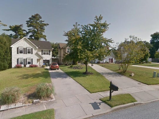 This Google Street View image shows the approximate location of 419 Amesbury Place in Glassboro. The property at this address changed hands in December 2019, when new owner bought the property for $204,000.