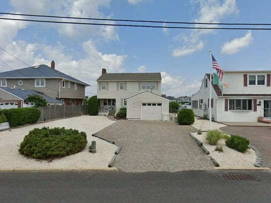 This Google Street View image shows the approximate location of 1910 Bay Blvd. in Lavallette. The property at this address changed hands in January 2020, when the new owners bought the property for $990,000.