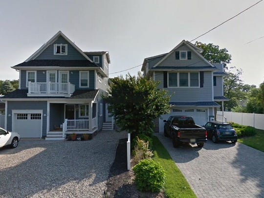 This Google Street View image shows the approximate location of 104 Ocean Ave. in Brielle. The property at this address changed hands in February 2020, when the new owners bought the property for $996,000.