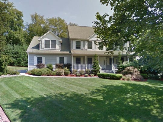 This Google Street View image shows the approximate location of 20 Catherine Terrace in Park Ridge. The property at this address changed hands in October 2019, when new owner bought the property for $735,000.