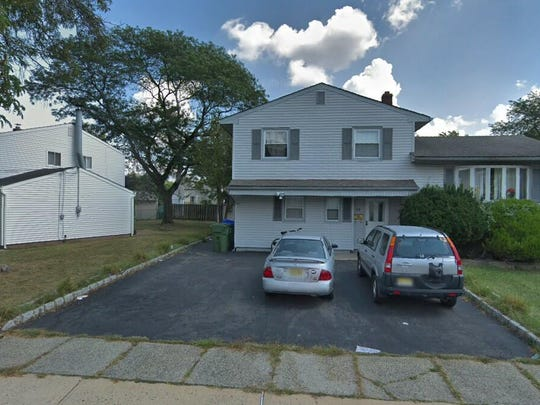 This Google Street View image shows the approximate location of 12 Brian Road in Edison. The property at this address changed hands in February 2020, when new owners bought the property for $453,000.