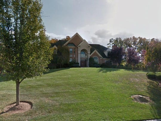 This Google Street View image shows the approximate location of 20 Thistle Lane in Warren. The property at this address changed hands in January 2020, when the new owners bought the property for $1,475,000.