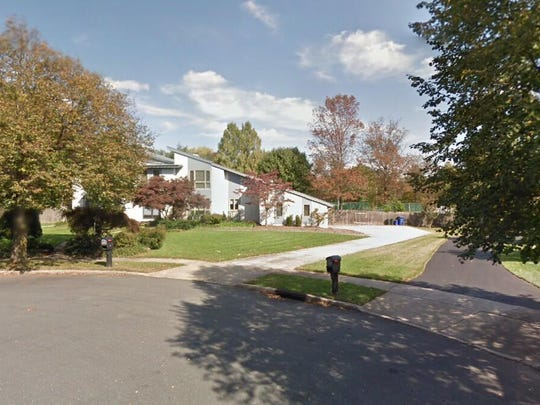 This Google Street View image shows the approximate location of 3 Old Gate Lane in Moorestown. The property at this address changed hands in January 2020, when new owner bought the property for $625,000.