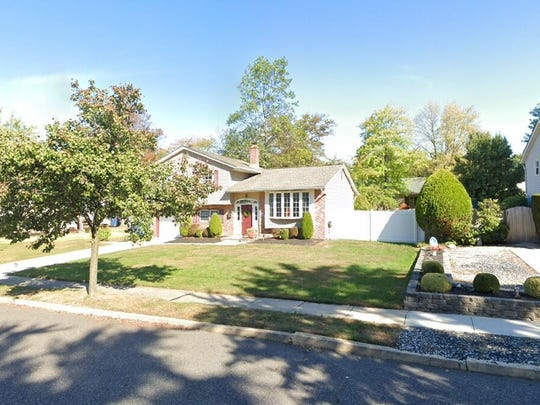 This Google Street View image shows the approximate location of 28 Brandywine Drive in Evesham. The property at this address changed hands in January 2020, when new owner bought the property for $282,000.