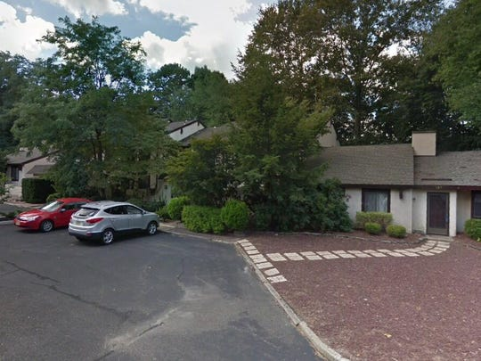 This Google Street View image shows the approximate location of 128 Five Crown Royal in Evesham. The property at this address changed hands in December 2019, when new owner bought the property for $193,000.
