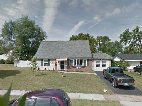 This Google Street View image shows the approximate location of 25 Mayfair Circle in Willingboro. The property at this address changed hands in December 2019, when new owner bought the property for $165,000.