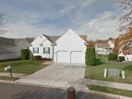 This Google Street View image shows the approximate location of 10 Roslyn Drive in Delran. The property at this address changed hands in January 2020, when new owners bought the property for $253,000.