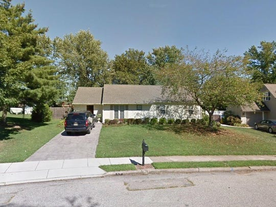 This Google Street View image shows the approximate location of 220 Paddock Way in Delran. The property at this address changed hands in January 2020, when new owners bought the property for $275,000.