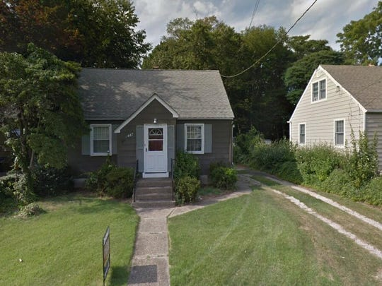 This Google Street View image shows the approximate location of 447 E. Park Ave. in Maple Shade. The property at this address changed hands in January 2020, when new owner bought the property for $160,000.