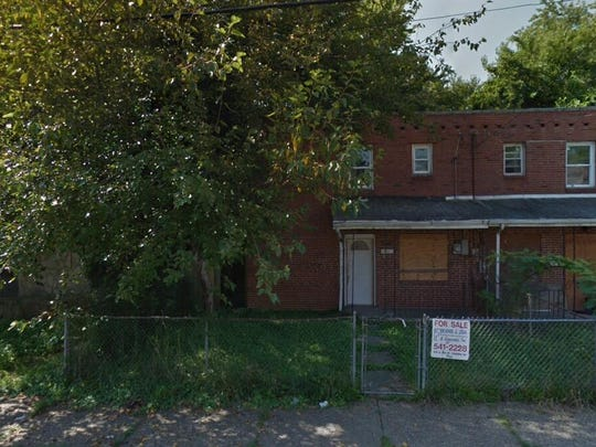 This Google Street View image shows the approximate location of 1340 Browning St. in Camden. The property at this address changed hands in November 2019, when new owner bought the property for $39,000.