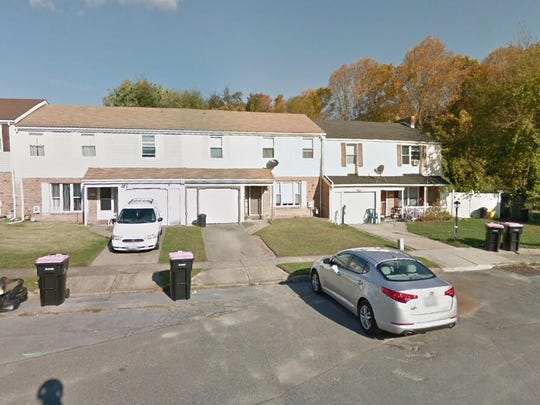 This Google Street View image shows the approximate location of 1729 Williamsburg Place in Gloucester Township. The property at this address changed hands in October 2019, when new owner bought the property for $145,000.