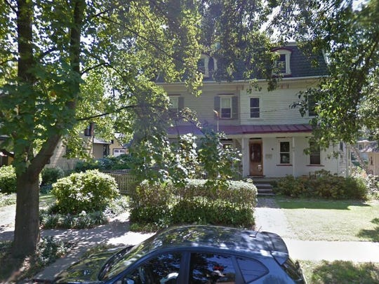 This Google Street View image shows the approximate location of 110 E. Park Ave. in Haddonfield. The property at this address changed hands in December 2019, when the new owners bought the property for $490,000.