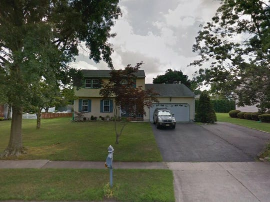 This Google Street View image shows the approximate location of 933 Tanglewood Lane in Vineland. The property at this address changed hands in January 2020, when new owners bought the property for $219,000.