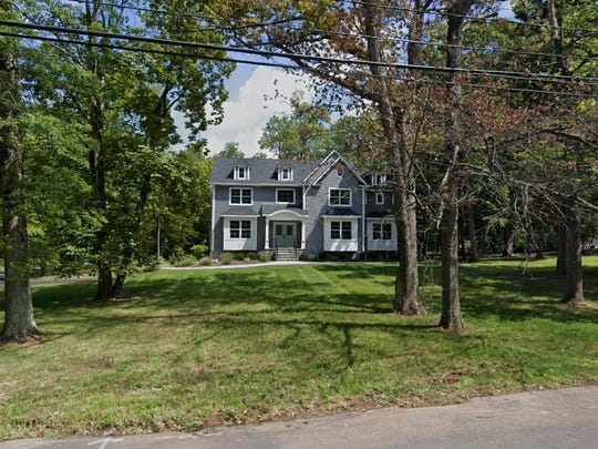 This Google Street View image shows the approximate location of 1549 Mountain Top Road in Bridgewater. The property at this address changed hands in December 2019, when the new owners bought the property for $870,000.