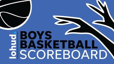 Boys basketball scoreboard: Class AA first round