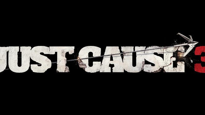"""Just Cause 3"" logo"