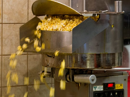 Marcus Theatres has updated its rules on what moviegoers can bring into the theater - and reminds patrons that carry-ins of food and drink are not allowed.