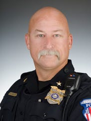 Pendleton Police Chief Doyle Burdette