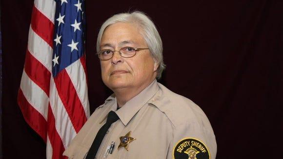 Minnehaha County Sheriff's Deputy Mary Lipelt