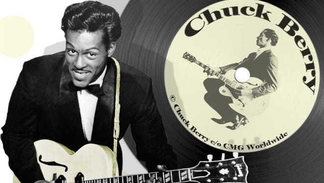"""Chuck Berry is known as """"the Father of Rock & Roll"""" for his pioneering songs, including """"Roll Over Beethoven!"""""""