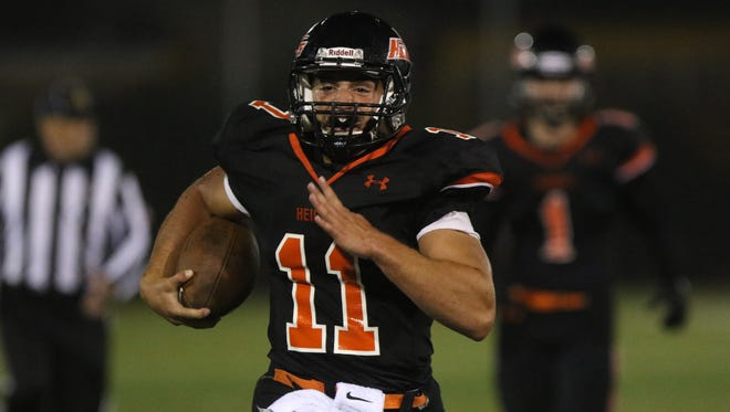 Frank Quatrone and Hasbrouck Heights lead their group in The Record's group rankings.