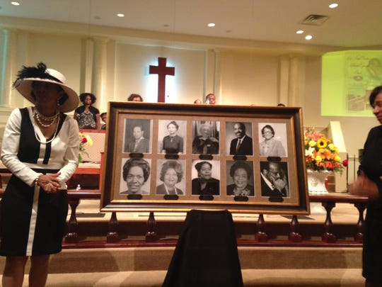 St. Paul CME Church is adding the late Wesley McClure
