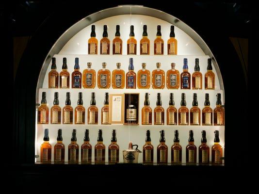 Bourbon Boom