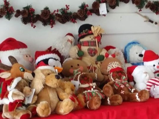 During special hours, United Ministries Holiday Thrift
