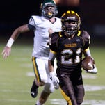 Golden West running back Cristian Canales returns as the Trailblazers leading rusher.