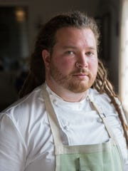 Chef Garrett Lipar is the new executive chef at Marais