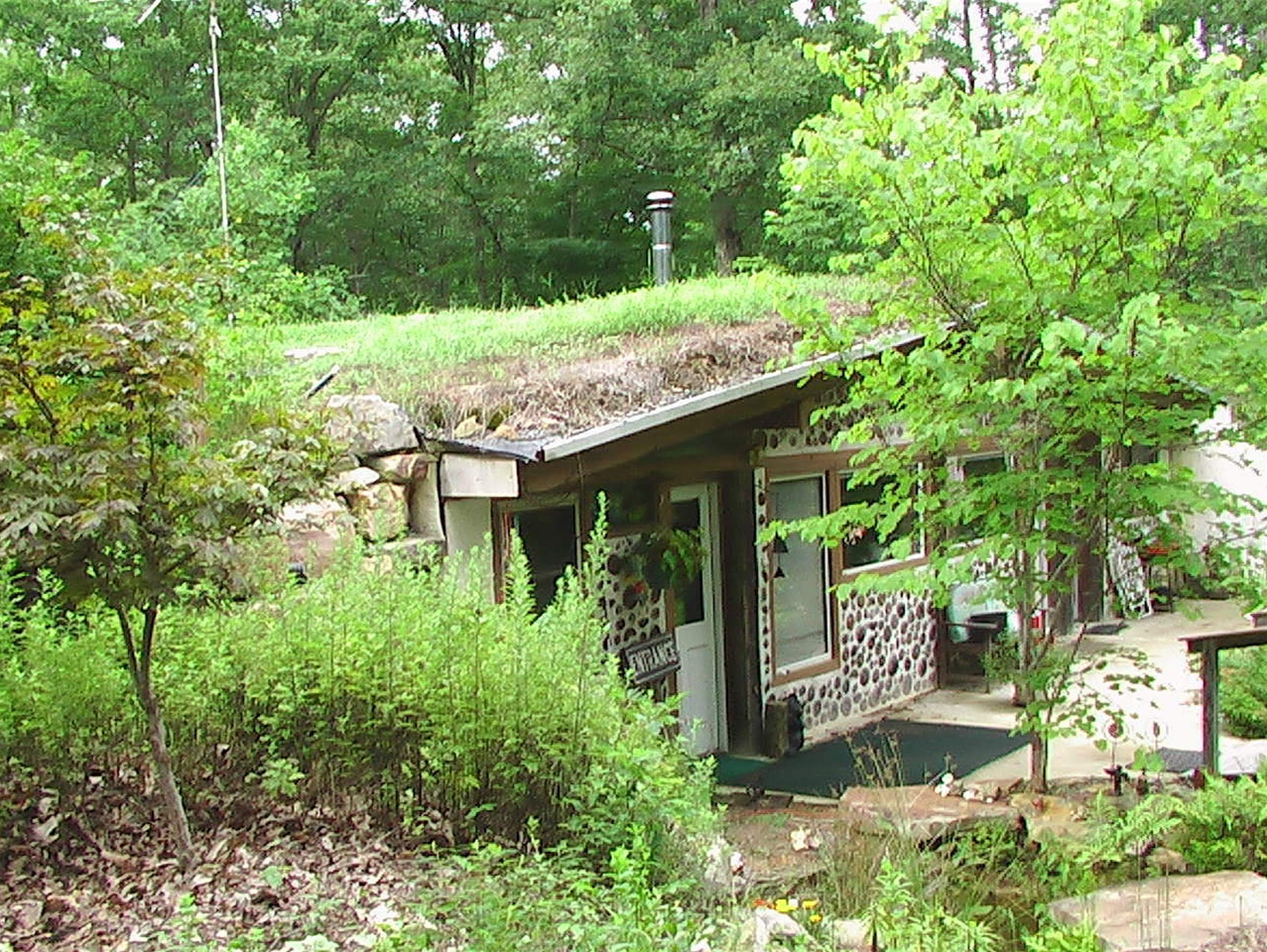 A cottage at Alapine, a women's community on 108 country