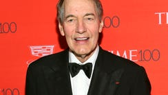 Charlie Rose in April 2016 in New York.