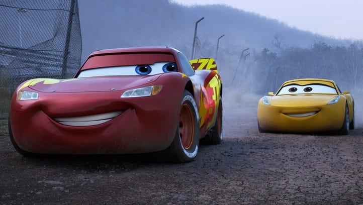 Asheville Movie Guys are revved up for 'Cars 3'