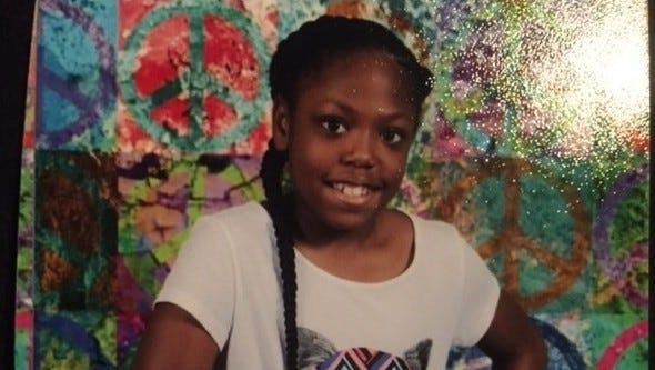 The Iowa City Police Department is seeking the public's assistance in locating 10-year-old Sarah Flournoy