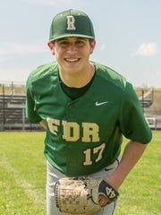 Franklin D. Roosevelt baseball player Ethan Klein