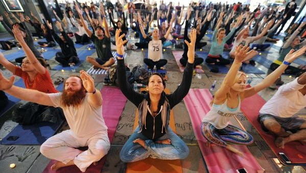 Ancient Practice Of Yoga Now A Growth Industry