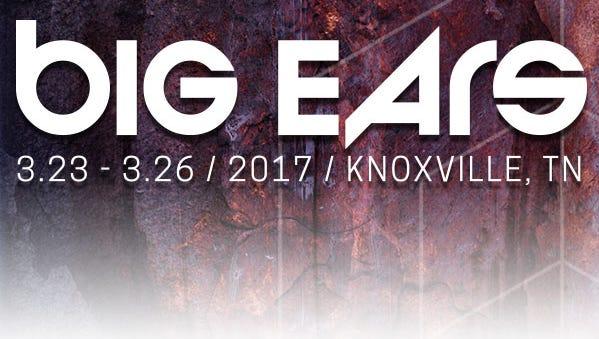 Big Ears 2017 logo