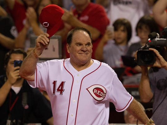 Pete Rose is the all-time hits king.