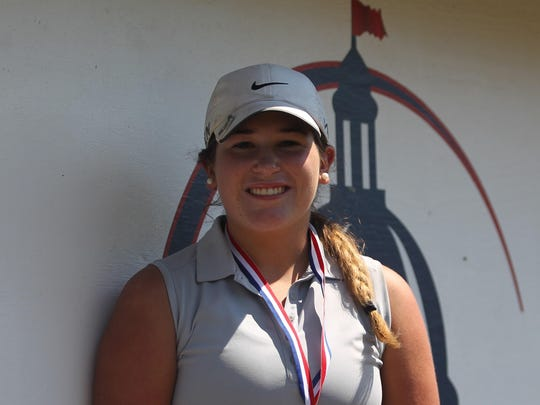 Aucilla Christian sophomore Megan Schofill captured medalist at the Big Bend Championship on Thursday at Capital City Country Club, shooting a 2-under par 70 to win by 10 strokes.