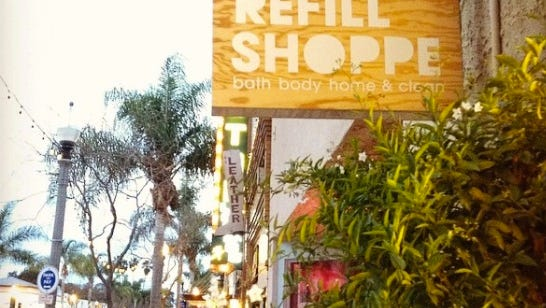 The Refill Shoppe is at 363 E. Main St. in Ventura,