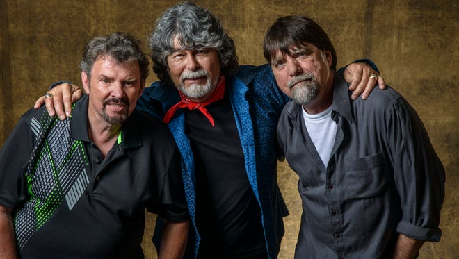 Alabama returns to the Wharf Amphitheater on May 27.