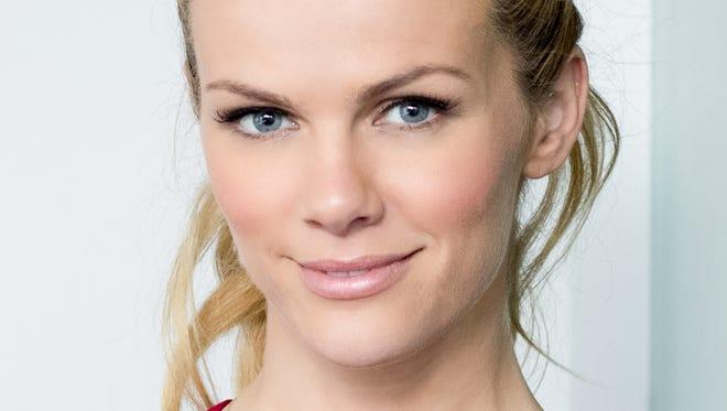 Actress/model Brooklyn Decker