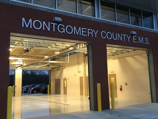 Montgomery County EMS Station 30