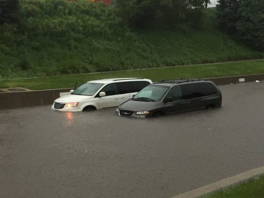 Some cars in Ames didn't follow the police department's