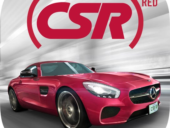 CSR Racing has an in-app upgrade to a (RED)-branded