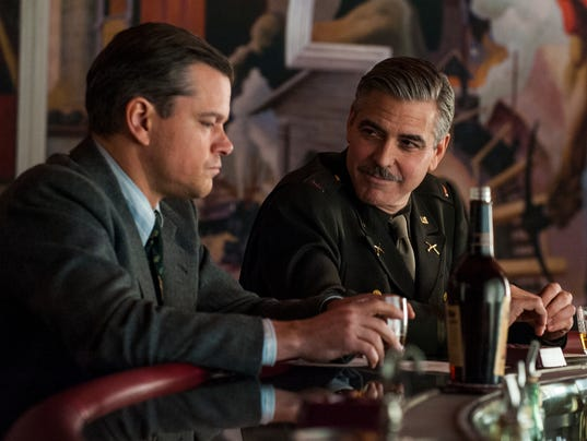 Clooney Monuments