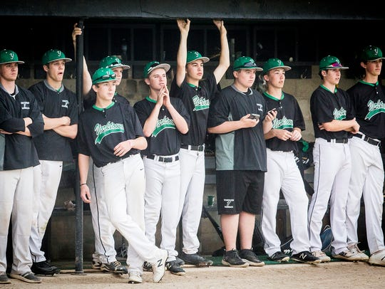 Yorktown defeated Cowan during the Delaware County